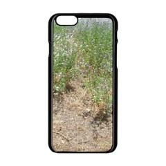 Wildflowers Apple iPhone 6/6S Black Enamel Case