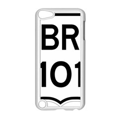 Brazil BR-101 Transcoastal Highway  Apple iPod Touch 5 Case (White)