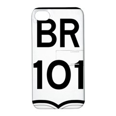 Brazil BR-101 Transcoastal Highway  Apple iPhone 4/4S Hardshell Case with Stand