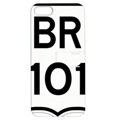 Brazil BR-101 Transcoastal Highway  Apple iPhone 5 Hardshell Case with Stand