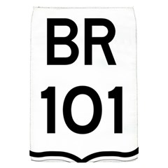 Brazil BR-101 Transcoastal Highway  Flap Covers (S)
