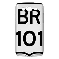 Brazil BR-101 Transcoastal Highway  Samsung Galaxy Mega 5.8 I9152 Hardshell Case