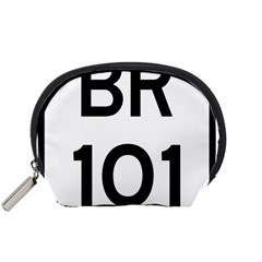 Brazil BR-101 Transcoastal Highway  Accessory Pouches (Small)