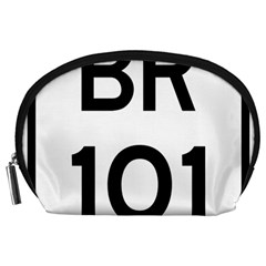 Brazil BR-101 Transcoastal Highway  Accessory Pouches (Large)