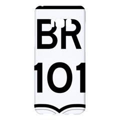 Brazil BR-101 Transcoastal Highway  Samsung Galaxy S8 Plus Hardshell Case
