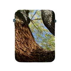Willow Tree Reaching Skyward Apple iPad 2/3/4 Protective Soft Cases