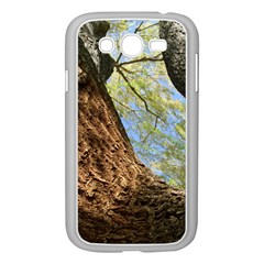 Willow Tree Reaching Skyward Samsung Galaxy Grand DUOS I9082 Case (White)