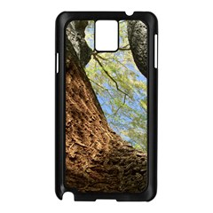 Willow Tree Reaching Skyward Samsung Galaxy Note 3 N9005 Case (Black)