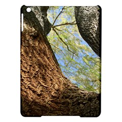 Willow Tree Reaching Skyward iPad Air Hardshell Cases