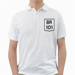 Brazil BR-101 Transcoastal Highway  Golf Shirts