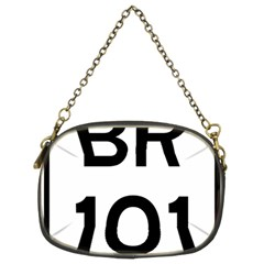 Brazil BR-101 Transcoastal Highway  Chain Purses (Two Sides)