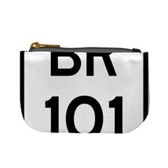 Brazil BR-101 Transcoastal Highway  Mini Coin Purses