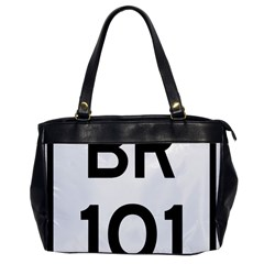 Brazil BR-101 Transcoastal Highway  Office Handbags