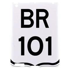 Brazil BR-101 Transcoastal Highway  Apple iPad 3/4 Hardshell Case