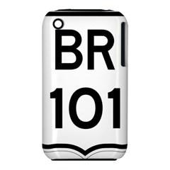 Brazil BR-101 Transcoastal Highway  iPhone 3S/3GS