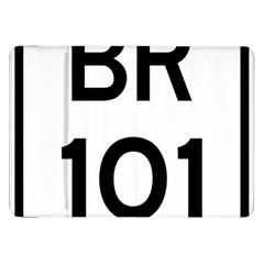 Brazil BR-101 Transcoastal Highway  Samsung Galaxy Tab 8.9  P7300 Flip Case