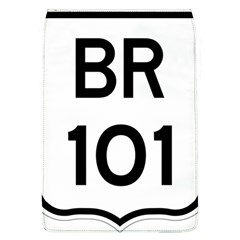 Brazil BR-101 Transcoastal Highway  Flap Covers (L)