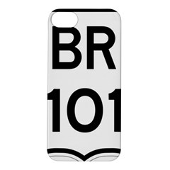 Brazil BR-101 Transcoastal Highway  Apple iPhone 5S/ SE Hardshell Case