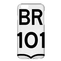 Brazil BR-101 Transcoastal Highway  Apple iPhone 6 Plus/6S Plus Hardshell Case
