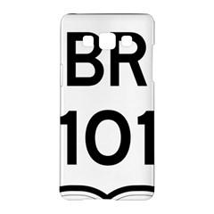 Brazil BR-101 Transcoastal Highway  Samsung Galaxy A5 Hardshell Case