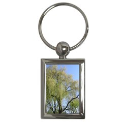 Willow Tree Key Chains (Rectangle)