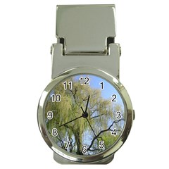 Willow Tree Money Clip Watches