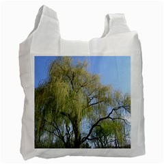 Willow Tree Recycle Bag (One Side)