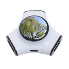 Willow Tree 3-Port USB Hub