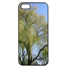 Willow Tree Apple iPhone 5 Seamless Case (Black)