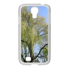 Willow Tree Samsung GALAXY S4 I9500/ I9505 Case (White)