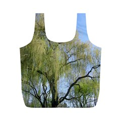 Willow Tree Full Print Recycle Bags (M)
