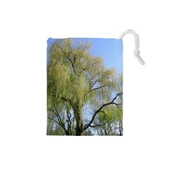 Willow Tree Drawstring Pouches (Small)