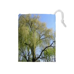 Willow Tree Drawstring Pouches (Medium)