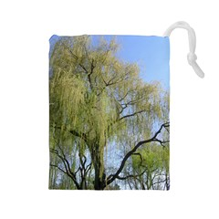 Willow Tree Drawstring Pouches (Large)