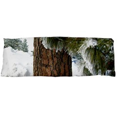 Winter Tree At Bogus Basin Body Pillow Case (Dakimakura)