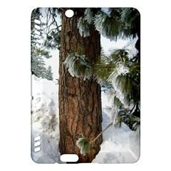 Winter Tree At Bogus Basin Kindle Fire HDX Hardshell Case