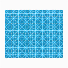 simple rectangular pattern Small Glasses Cloth