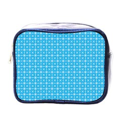 simple rectangular pattern Mini Toiletries Bags