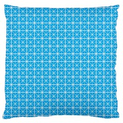 simple rectangular pattern Large Cushion Case (One Side)