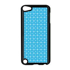 simple rectangular pattern Apple iPod Touch 5 Case (Black)