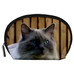Ragdoll, Blue Accessory Pouches (Large)