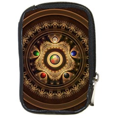 Gathering the Five Fractal Colors Of Magic Compact Camera Cases