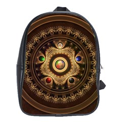 Gathering the Five Fractal Colors Of Magic School Bags(Large)