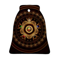 Gathering the Five Fractal Colors Of Magic Ornament (Bell)
