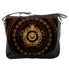 Gathering the Five Fractal Colors Of Magic Messenger Bags