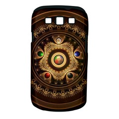 Gathering The Five Fractal Colors Of Magic Samsung Galaxy S Iii Classic Hardshell Case (pc+silicone)