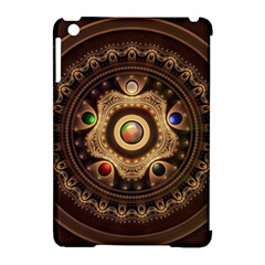 Gathering the Five Fractal Colors Of Magic Apple iPad Mini Hardshell Case (Compatible with Smart Cover)