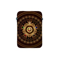 Gathering The Five Fractal Colors Of Magic Apple Ipad Mini Protective Soft Cases