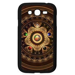Gathering the Five Fractal Colors Of Magic Samsung Galaxy Grand DUOS I9082 Case (Black)
