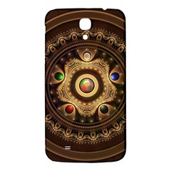 Gathering the Five Fractal Colors Of Magic Samsung Galaxy Mega I9200 Hardshell Back Case